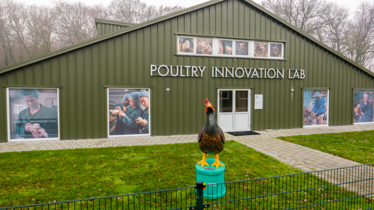 The Poultry Expertise Center visits Copeeks